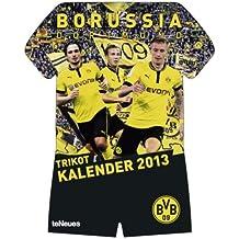 Borussia Dortmund Trikotkalender 2014