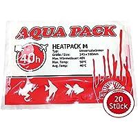 20 pieza Heat Pack Cojín de calor Aqua Pack