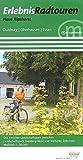 Erlebnisradtouren Haus Ripshorst: Der Emscher-Landschaftspark zwischen Landschaftspark Duisburg-Nord und Zeche Zollverein XII. 1:20000