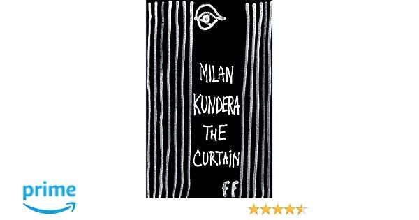 the curtain milan kundera