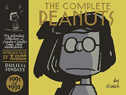 The Complete Peanuts. 1991-1992