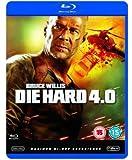 Die Hard 4.0 [Blu-ray] [Import anglais]