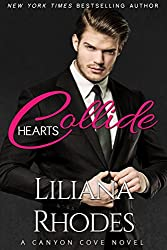 Hearts Collide (Canyon Cove Book 4) (English Edition)