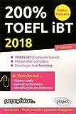 200% TOEFL iBT - 2e édition