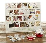 Tee Adventskalender BIO - 24 Teebeutel - mit BIO Tee