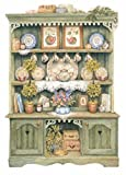 Küchenbuffet: Silhouettenkarte (Holly Pond Hill)