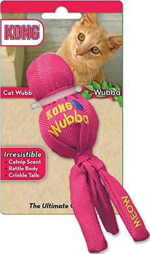katzeninfo24.de Katzenspielzeug Kong Wubba Cat