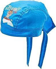 Idea Regalo - Chicco 09004154000000, Cappello da Sole Bimbo, Arancione (Arancio Medio 046), Neonato (Taglia produttore:044)
