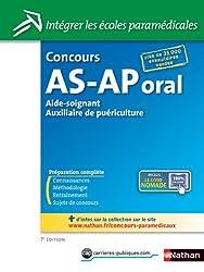 CONCOURS AS-AP ORAL N°15 -2014