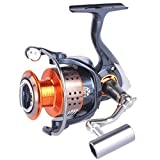 Best Reels Saltwater Spinning - Pisfun New GT4000 Metal Spinning Fishing Reels Saltwater Review