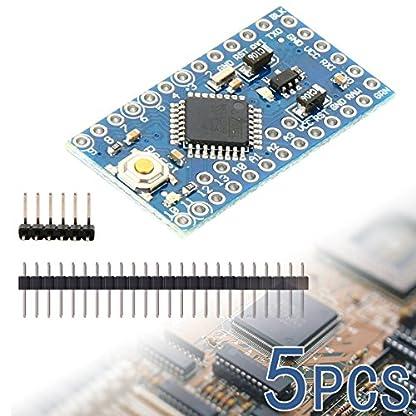 XCSOURCE-5stk-Pro-Mini-Verbesserung-ATMEGA-328P-16MHz-5V-Kompatibel-Arduino-PRO-Modul-TE362