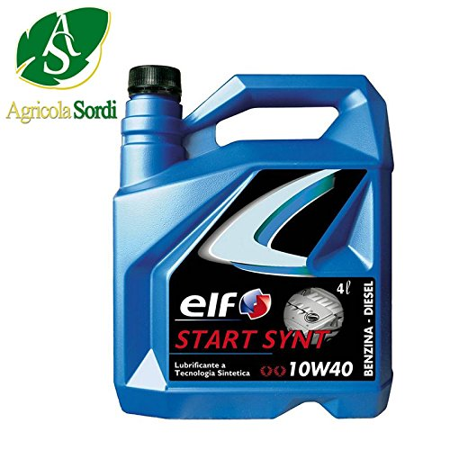 ELF START SYNT 10W40 LT. 4