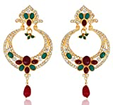 Gold-Plated Earrings By Touchstone