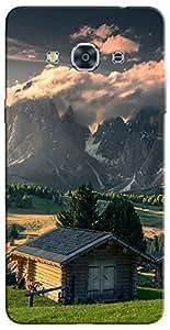 Delberto Printed Back Cover for Samsung Galaxy Z1