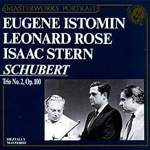 Schubert : Trio n°2, Op. 100 (D.929) [Import anglais]