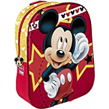 6d9ff71b65 Star Licensing Disney Michey Zainetto per Bambini, 31 cm, Multicolore