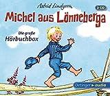 Michel aus Lönneberga. Die große Hörbuchbox (3CD): Gekürzte Lesungen, ca. 96 min.