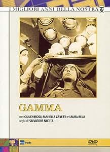 Risultati immagini per gamma serie tv