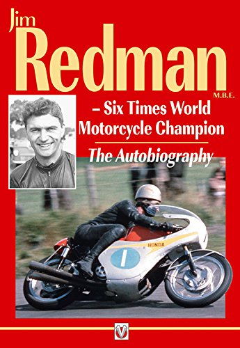 Jim Redman Cover Image