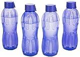 #10: Signoraware Aqua Fresh Water Bottle, 500ml, Set of 4, Deep Violet
