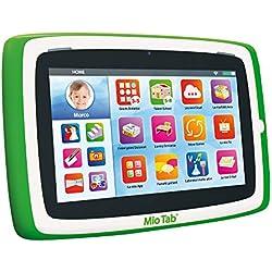"""Liscianigiochi-Mio Tab 7"""" Preschool Tablet Prescolare, 16 GB Memoria Flash, espandibile, 71968"""