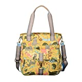 Oilily Tasche -Sahara Zoo Shopper Baby Bag - Sunrise