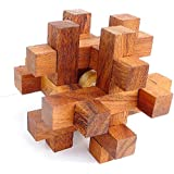 Logica Giochi art. ARNO - nivel de dificultad EXTREMA 4/5 - Rompecabezas de madera