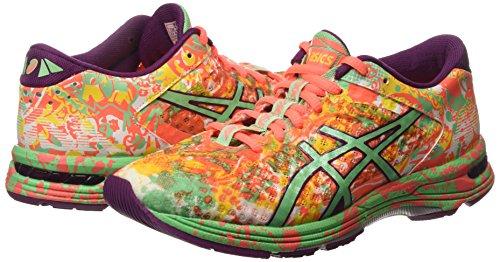 11 Mujer Multicolor Asics Gel Zapatillas Running Noosa Tri