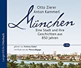 München, 2 Audio-CDs - Anton Kammerl