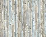 Rohr-Trading.ADHESIVES Selbstklebende Folie Klebefolie für Möbel Küche Tür & Deko I d-c-Fix Holzoptik Vintage