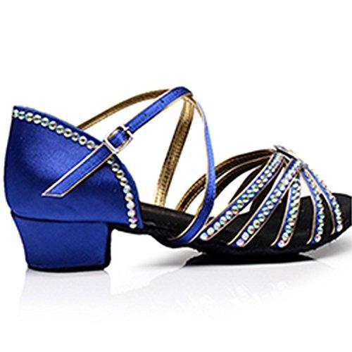 Azbro, Ballerine donna Royal Blue