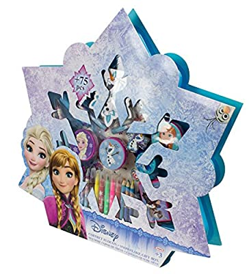 Disney Frozen - Set creativo (D'Arpèje CFRO002) por D'Arpèje