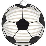 PARTY DISCOUNT Neu Lampion Fussball, Ø 22 cm, 1 Stück