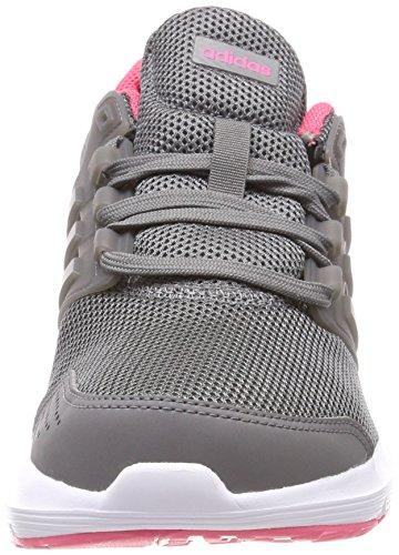 adidas Damen Galaxy 4 Laufschuhe Grau Grey Fourgrey Four