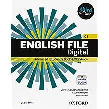 English file. Advanced. Student book-Work book. Without key. Per le Scuole superiori. Con e-book. Con espansione online