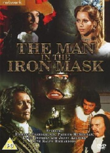 Image of The Man In The Iron Mask [1976] [DVD]