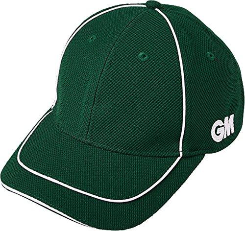 Gunn & Moore Teknik Cricket Cap (Navy, Green, Maroon)
