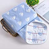 Six Layers of Gauze Children Cover Blanket Infant Children Pure Cotton Gauze Baby Bath Towel Cover Edgy