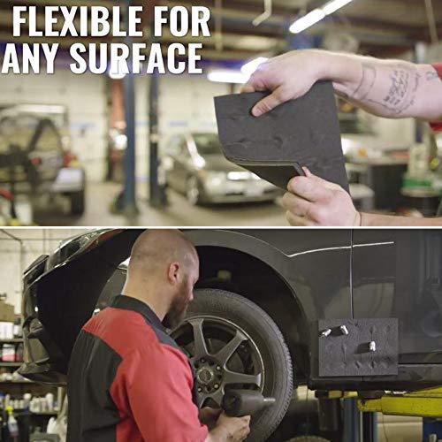 Upxiang Magnetpad Reparatur Werkzeugablage Mag-Pad Magnetic Pad Reparieren Sie Ihr Werkzeug Während...