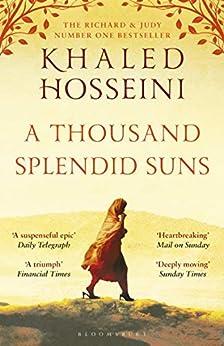 A Thousand Splendid Suns by [Hosseini, Khaled]