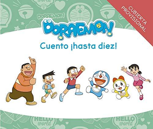 Cuento ¡hasta diez! con Doraemon (Hachette Infantil - Doraemon - Actividades)