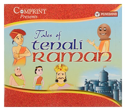 Tales of Tenali Raman- CD-ROM