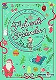 Stefan Heine Adventskalender für Kinder 2018 - Adventskalender, Rätselkalender, Wandkalender  -  29,7 x 42 cm