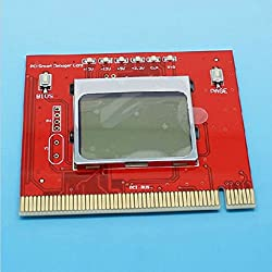 Generic PCI Diagnostic Card Motherboard Test LED Diagnostic PCB Board for Computer