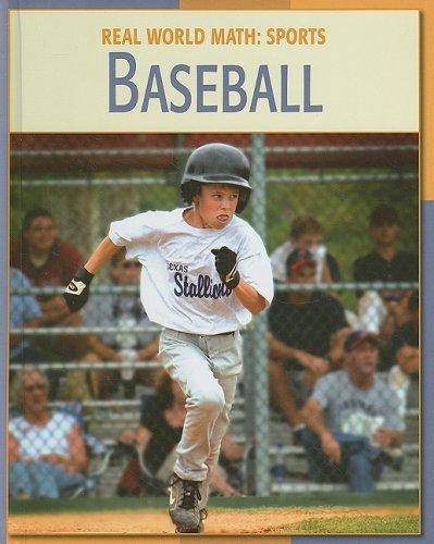 Baseball (Real World Math: Sports) by Cecilia Minden (2008-08-06) par Cecilia Minden;Katie Marsico