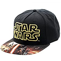 Baseball Cap - Star Wars 7 - Poster Sublimated Snapback sb37mvstw