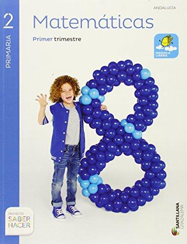 MATEMATICAS 2 PRIMARIA SABER HACER - 9788483055151