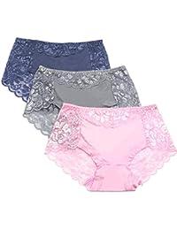 Amazon.fr   shorty femme sexy - Culottes et slips   Culottes ... a9ff285b014