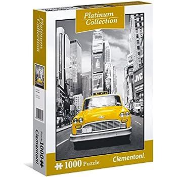 Ravensburger 15127 1 Puzzle Panorama Verticale 170 Pezzi New York Taxi Amazon It Giochi E Giocattoli