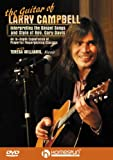 The Guitar of Larry Campbell - Interpreting the Gospel Songs and Style of Reverend Gary Davis [Reino Unido] [DVD]